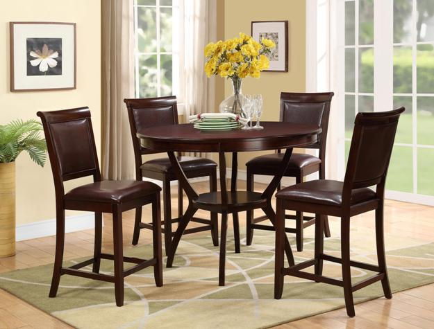 2719 Brooke Counter Height 5pc. Set $695.9