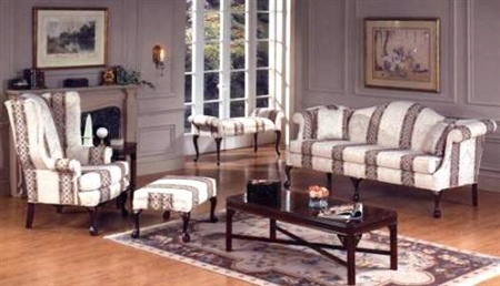 queen anne sofa set luxury clic style furniture living room sofa set antique carved thesofa