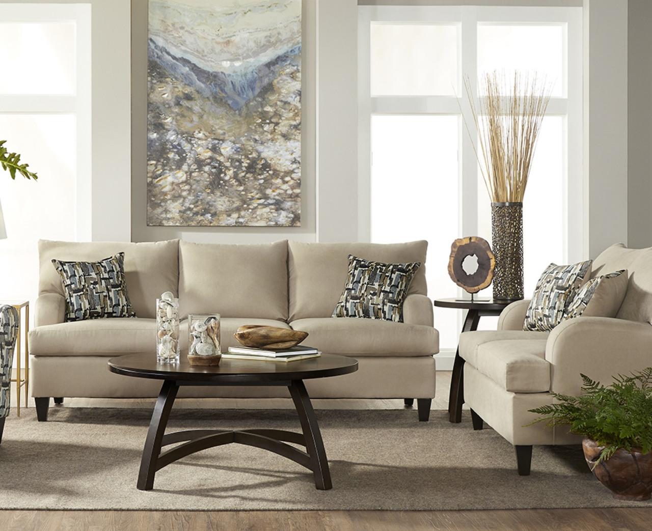 11300 Sofa & Loveseat / Image Lambskin $759.99