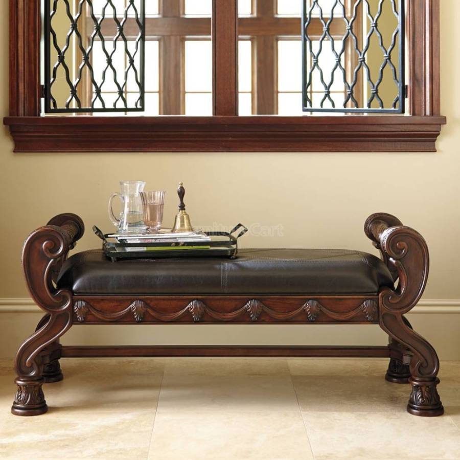 553 North Shore Bench by Ashley Collections $429.99
